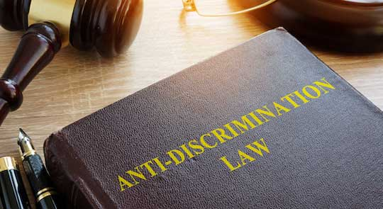 Anti-Discrimination Laws Handled with Care